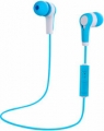 Qumo Smarterra (BTHS-1) BLUE - Наушники, микрофоны Qumo Smarterra (BTHS-1) BLUE Наушники с микрофоном (гарнитура), тип наушников вставные