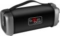 Колонки Ginzzu GM-878B (15Вт, 100Гц-20КГц, 3000мАч, AUX, microSD, USB-flash, FM-радио, Subwoofer, Эквалайзер, Защита от брызг, Ремень для переноски) - Колонки Ginzzu GM-878B (15Вт, 100Гц-20КГц, 3000мАч, AUX, microSD, USB-flash, FM-радио, Subwoofer, Эквалайзер, Защита от брызг, Ремень для переноски)
