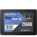 накопитель QUMO SSD 256GB QM Novation Q3DT-256GAEN SATA3.0 - накопитель QUMO SSD 256GB QM Novation Q3DT-256GAEN SATA3.0