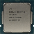 Процессор CPU Intel Core i3-10100 Comet Lake OEM 3.6GHz, 6MB, LGA1200 - Процессор CPU Intel Core i3-10100 Comet Lake OEM 3.6GHz, 6MB, LGA1200